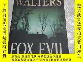 二手書博民逛書店Fox罕見EvilY211464 Walters Minette