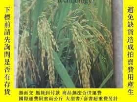 二手書博民逛書店Cereal罕見Seed Technology: A Manua
