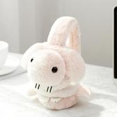 護耳罩耳套保暖女掛耳包耳捂耳暖冬季成人兒童韓版可愛小兔子耳朵 居享優品