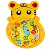 兒童打地鼠玩具幼兒益智大號寶寶音樂敲擊 全館免運