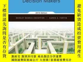 二手書博民逛書店Taxation罕見for Decision Makers, 2016 EditionY410016 Shir