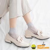 3雙| 花邊短襪船襪超薄純棉底透氣水晶襪網紗淺口蕾絲襪子女【happybee】