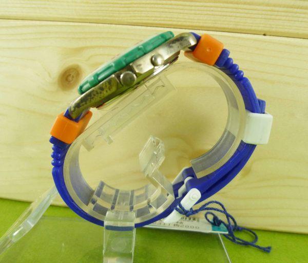 【震撼精品百貨】米奇/米妮_Micky Mouse~手錶~藍綠米妮