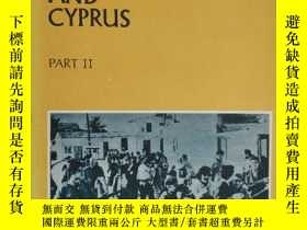 二手書博民逛書店Human罕見rights and Cyprus : Greek