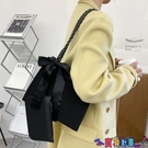 子母包 2021新款高級感子母包網紅時尚菱格側背小包包洋氣百搭斜背包寶貝計畫 上新