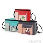 嬰兒童推車掛包收納袋大容量多功能防水媽咪包寶寶傘車儲物掛袋鉤   良品鋪子
