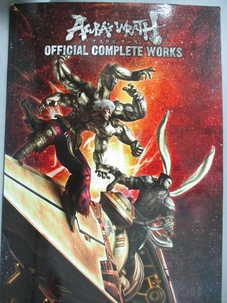【書寶二手書T5/藝術_XCW】Asura's Wrath: Official Complete Works_Capco