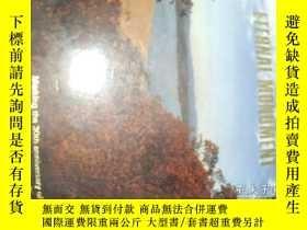 二手書博民逛書店ETERNAL罕見MONUMENT[英文畫冊]永遠的豐碑 平裝Y