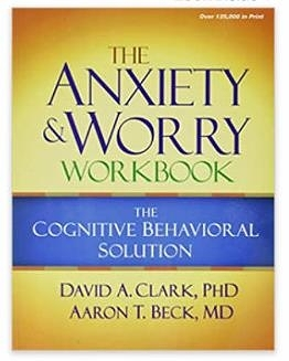 [2美國直購] Amazon 2021 暢銷排行榜《The Anxiety and Worry Workbook: The Cognitive Behavioral Solution》