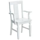 餐椅 CV-766-1 白色餐椅【大眾家居舘】
