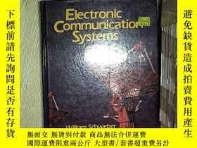 二手書博民逛書店Electronic罕見communications syste