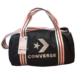 Converse 運動圓肩包 斜背 手提 黑色 NO.10008289-A02