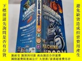 二手書博民逛書店the罕見machine of doom : 末日機器Y212829