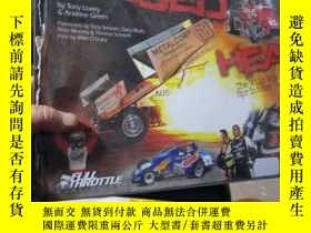 二手書博民逛書店CAGED罕見HEAT THE WILD OF SPRINT C
