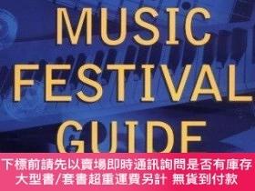二手書博民逛書店The罕見Music Festival GuideY255174 Jon Pruett Chicago Rev