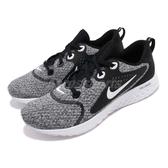 Nike 慢跑鞋 Legend React 黑 白 發泡材質中底 緩震回彈舒適 男鞋 運動鞋【PUMP306】 AA1625-009