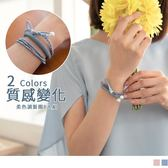 《ZB0533》高質感多花樣髮圈罐裝8入組 OrangeBear