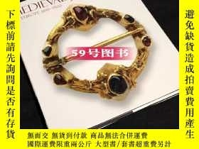 二手書博民逛書店Medieval罕見Jewellery in Europe 1100-1500Y238343 V&A