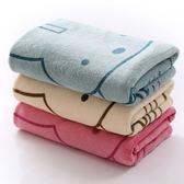 超細纖維毛巾卡通印花35*75cm柔軟吸水兒童成 快速出貨 全館八折