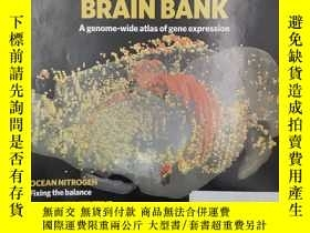 二手書博民逛書店nature罕見11 january 2007 brain ba