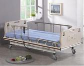 電動床/ 電動病床(承重加強))鋼條三馬達 ABS塑鋼板  加贈好禮