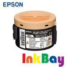 原廠碳粉匣 EPSON 黑色 高容量 S050651 (2.2K) ㊣【適用】 EPSON M1400 / MX14 / MX14NF