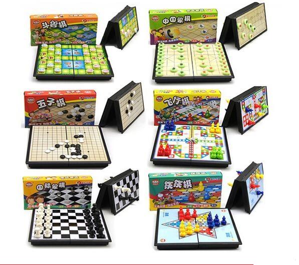 折疊磁性圍棋飛行棋象棋