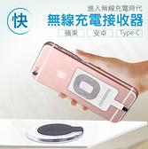 【A2303】 無線充電感應貼片 接收器 蘋果 iOS 安卓 Type-C Micro USB