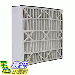 [106美國直購] Trion Air Bear Filter 255649-102 Pleated Furnace Air Filter 20x25x5 MERV 8, Designed & Engineered