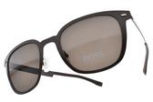 HUGO BOSS 太陽眼鏡 HB0936S 4IN70 (深棕) 彭于晏配戴款 # 金橘眼鏡