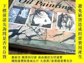 二手書博民逛書店THE.罕見BEST OF Oil. Painting (精裝外