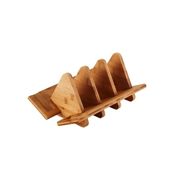 NEOFLAM My Pan系列竹製鍋具架
