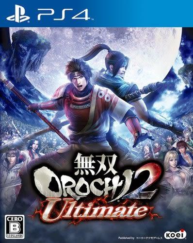 PS4 無雙 OROCHI 蛇魔 2 Ultimate(中文版)