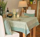 時尚美式鄉村可愛餐桌布 茶几布 蓋布 (130*160cm)
