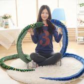 【雙12】全館85折大促惡搞仿真蛇公仔毛絨玩具蟒蛇玩偶小蛇布娃娃