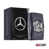 Mercedes- Benz 賓士 輝煌之星男性淡香水 50ml *10點半美妝館*