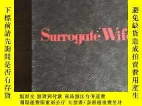二手書博民逛書店Surrogate罕見wife 代理妻Y429456 Valerie X. Scott 二見書房