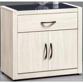 櫥櫃 餐櫃 CV-713-4 艾拉2.7尺碗碟櫃下座【大眾家居舘】
