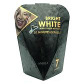 ANRIEA 艾黎亞 美齒專科黑瓷亮白美齒貼片(7天份)【優.日常】