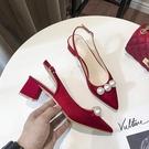 婚鞋新款新娘鞋