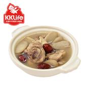 【KK LIFE-紅龍】元氣牛蒡雞(500g/包(固形量197g)、2包/袋)