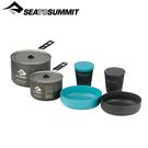 【Sea To Summit澳洲 Alpha折疊鍋具組2.2】STSAPOTACKSETSSI2.2/炊具/餐具/露營