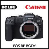 【24期0利率】Canon EOS RP BODY (公司貨) 贈SANDISK 64G/170MBs+吹球拭鏡專業清潔組