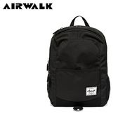 【橘子包包館】AIRWALK 自在行旅休閒後背包 A825320220 黑色
