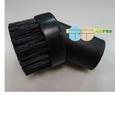 吸塵器配件Φ38mm圓毛刷 PP BLACK 適用TVC-2020.TVC-10.0.TVC-1040