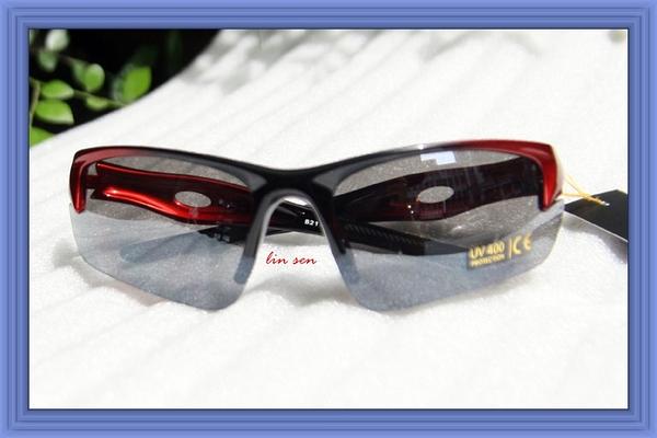 APEX防風眼鏡,821/黑紅(優惠組合包)