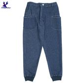【三折特賣】American Bluedeer - 牛仔縮口長褲 秋冬新款