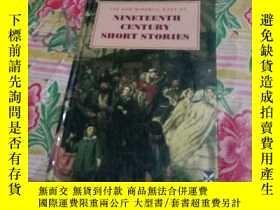 二手書博民逛書店Nineteenth罕見Century Short Storie