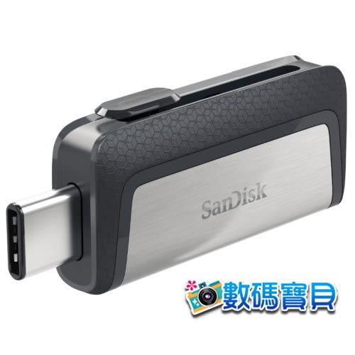 【公司貨,免運費】 Sandisk Ultra USB 3.1 TYPE-C 128GB 雙用隨身碟 (五年保固, SDDDC2-128G) 128g