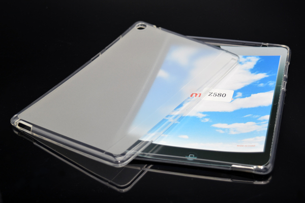 King*Shop--ASUS華碩ZenPad S 8.0平板電腦保護套 Z580CA矽膠套 TPU清水套軟外殼